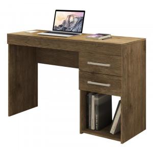 Escrivaninha Aspen - 1,21m - 2 Gavetas - Ferrara - CSA Móveis