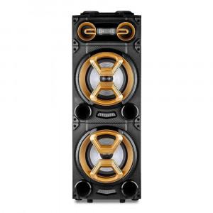 Caixa de Som Pulse Torre Party Speaker - 1600W - USB Bluetooth - Bivolt - Multilaser