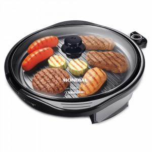 Grill Redondo G-03 Cook & Grill Premium - 110v - Mondial
