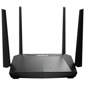 Roteador Wireless Intelbras, Action RG 1200, 300Mbps, 4 Portas, 4 antenas fixas de 5 ghz