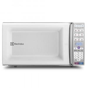 Forno de Micro-ondas 34 Litros Branco c/ Função Tira Odor MEO44 - Electrolux - 127V