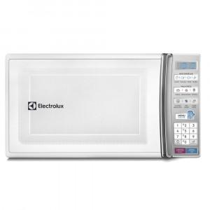 Micro-Ondas Electrolux Branco 27L com 55 Receitas pré-programadas no Menu Online (MB37R) 110V