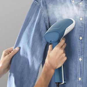 Vaporizador de roupas Arno Steam Minute Azul HS61 110V
