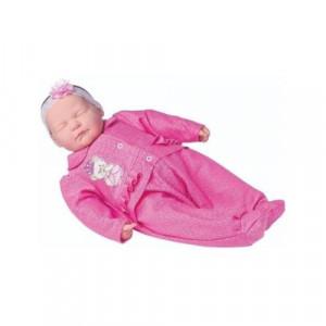 Boneca Coleção Ninos Reborn Dormindo Cotiplas 2212