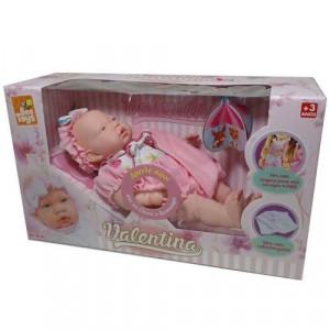 Boneca Valentina Com Canguru Bee Toys Rotobrinq 738