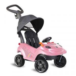Carro Passeio Smart Baby Confort New Rosa Bandeirante 536