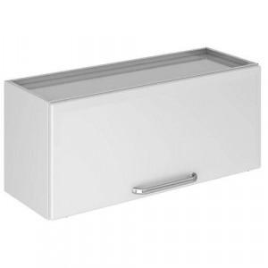 Armário Aco Horizontal Itatiaia Tarsila com 1 Porta Basculante Branco Iph80