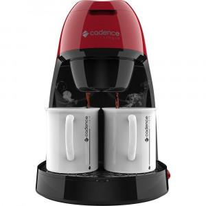 Cafeteira Eletrica Single Colors Caf211 240 Ml Vermelha 110v - Cadence