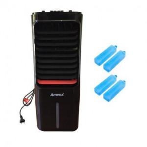 Climatizador Umidificador Ar Frio 3 Velocidades 65w 11L 110V - AMVOX