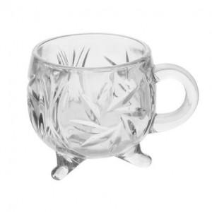 Xícara de Cristal Prima 135ml - Lyor