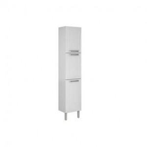 Paneleiro Simples Cozinhas Tarsila 3 Portas IPL Branco - Itatiaia