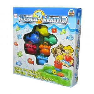 Brinquedo Jogo Pesca Mania Original 5902 Braskit