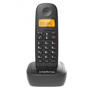 Telefone Sem Fio - Identificador de Chamadas Display Luminoso - TS 2510 - Intelbras - Bivolt