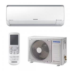 Ar Condicionado Split Inverter - 9.000 BTUs Frio/Quente 220v - Samsung - 220V