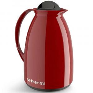 Garrafa Térmica Florença - 650ml Vermelha - Unitermi
