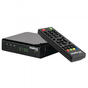 Conversor Digital de TV Com Gravador - USB HDMI Bivolt - Intelbras