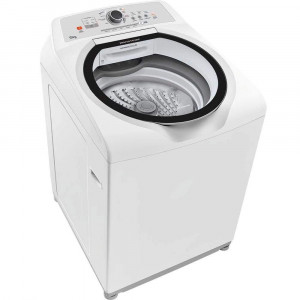 Máquina de Lavar Brastemp - 15Kg Cesto em Inox 7 Programas de Lavagem Ciclo Edredom - 110v - Brastemp